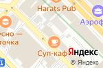 Схема проезда до компании Zlatoustov Fashion в Москве