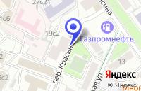Схема проезда до компании ПТФ КЛИМАТИМПЭКС в Москве