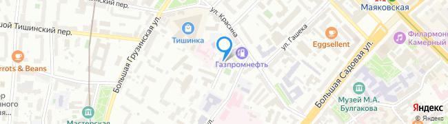 переулок Красина