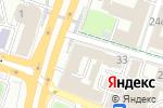 Схема проезда до компании DUETS LOUNGE ZONE в Москве