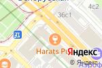 Схема проезда до компании Турскидки.ру в Москве