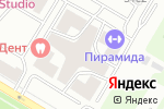 Схема проезда до компании Мандала в Москве