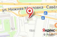 Схема проезда до компании Строй Декор в Москве