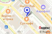 Схема проезда до компании ВЫСТАВОЧНАЯ КОМПАНИЯ IPSA в Москве