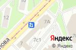 Схема проезда до компании ВМБ ХОЛДИНГ в Москве