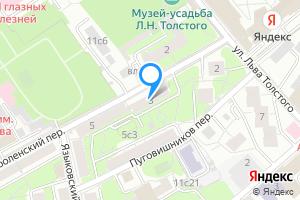 Сдается двухкомнатная квартира в Москве м. Парк культуры, Оболенский переулок, 3