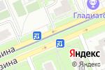 Схема проезда до компании Водное такси в Москве