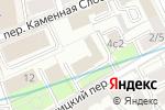 Схема проезда до компании Посольство Республики Филиппины в г. Москве в Москве