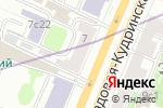 Схема проезда до компании Chicago`s pizza в Москве