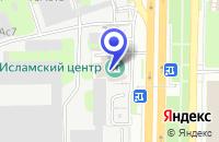 Схема проезда до компании НАУЧНО-ИССЛЕДОВАТЕЛЬСКАЯ ФИРМА ХОЛОДМАШ в Москве