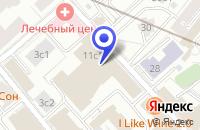 Схема проезда до компании АРХИТЕКТУРНО-СТРОИТЕЛЬНАЯ КОМПАНИЯ ТРАДОСТРОЙ в Москве