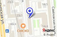 Схема проезда до компании ПТФ АТОЛ ТЕХНОЛОГИИ в Москве
