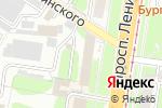 Схема проезда до компании Магазин стильной мужской одежды в Туле