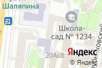Схема проезда до компании Российский союз писателей в Москве