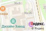 Схема проезда до компании Flacon в Москве