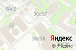 Схема проезда до компании Декорос в Москве