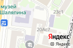 Схема проезда до компании Recordsman в Москве