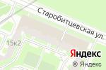 Схема проезда до компании Студия Александра Пескова в Москве