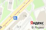 Схема проезда до компании Uniworker в Москве