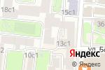 Схема проезда до компании АВГ-Центр в Москве