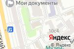 Схема проезда до компании МРОФСС в Москве