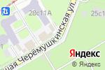 Схема проезда до компании Пастер в Москве