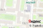 Схема проезда до компании Центр Молодежных Программ в Москве