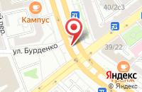 Схема проезда до компании Промэнергоконсалт в Москве