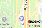 Схема проезда до компании AKBMOSCOW в Москве