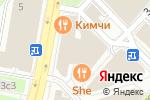 Схема проезда до компании Дж.П. Морган банк интернешнл в Москве