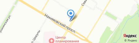 Строим Сами на карте Москвы