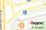 Схема проезда до компании Киоск мороженого в Москве