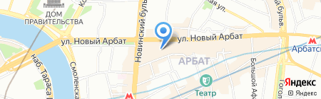Art Voyage на карте Москвы