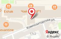 Схема проезда до компании Города Без Границ в Москве