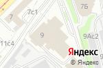 Схема проезда до компании Альтернатива в Москве