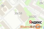 Схема проезда до компании ТОПГРАН в Москве