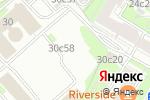 Схема проезда до компании Санеринг в Москве
