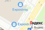Схема проезда до компании Габлер в Москве