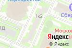 Схема проезда до компании Пирей в Москве