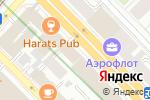Схема проезда до компании ОНЛАЙН АГЕНТ в Москве