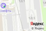 Схема проезда до компании Cubi в Москве