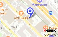 Схема проезда до компании  ПРОЕКТНАЯ МАСТЕРСКАЯ № 3 СУ МОСПРОМПРОЕКТ в Москве