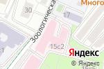 Схема проезда до компании Детская городская поликлиника в Москве