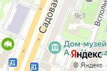 Схема проезда до компании Good Wood в Москве