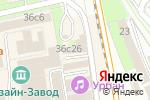 Схема проезда до компании Стекольная мастерская на Большой Новодмитровской в Москве