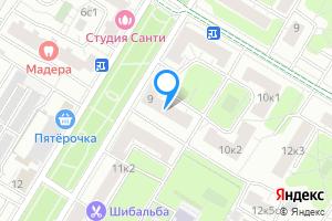 Снять комнату в четырехкомнатной квартире в Москве Новочерёмушкинская ул., 9
