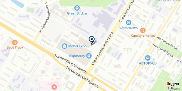 Calligaris на карте Москве
