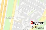 Схема проезда до компании Автосфера в Москве