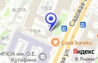 Схема проезда до компании ПТФ ЭЛЕКТРОМЕХАНИКА в Москве
