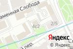 Схема проезда до компании ДОК-АУДИТ в Москве
